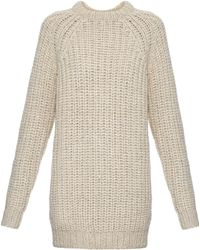 NLST - Fisherman Ribbed-knit Sweater - Lyst