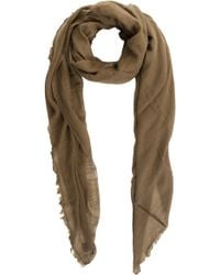 Isabel Marant Wicky Cashmere Scarf - Lyst