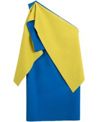 Roksanda Ilincic Erven Wool Dress - Lyst