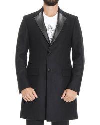 John Richmond Coat - Black