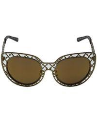 Tory Burch Black Sunglasses - Lyst