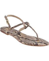 Jildor Shoes Tarzan Thong Sandal Sand Snake - Lyst