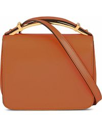 Marni Sculpture Patent Leather Bag - For Women - Lyst