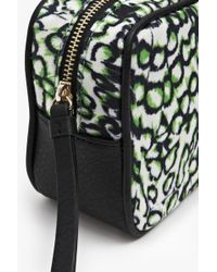 French Connection Lyric Printed Make-up Bag - Multicolor