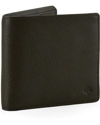 Mulberry Billfold Wallet with Coin Pocket - Lyst