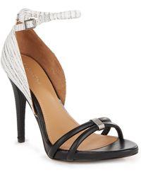 Calvin Klein Nathali Ankle Strap Sandals - Lyst