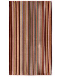 Paul Smith Striped Cottonterry Beach Towel - Red