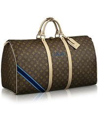 Louis Vuitton Keepall 60 Mon Monogram - Lyst