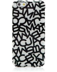 Marc By Marc Jacobs - Iphone 6 Case - Scrambled Logo - Lyst