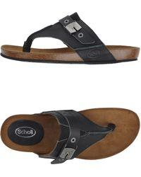 Scholl - Thong Sandal - Lyst