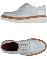 Grenson Lace-Up Shoes - Lyst