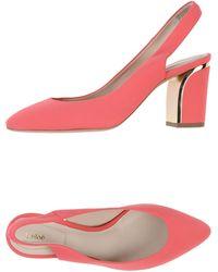 Chloé Pink Pump - Lyst