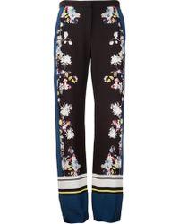 Erdem Wide Leg Trousers - Lyst