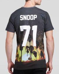 Eleven Paris Snoop Tee - Lyst