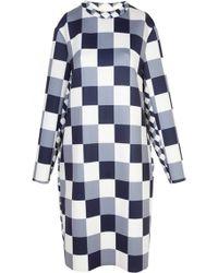 O'2nd Cube Print Dress - Lyst