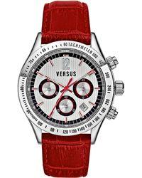 Versus  Cosmopolitan Chronograph Watch - Lyst