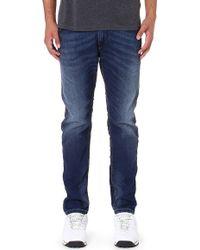 Diesel Krooley-ne Slim-fit Tapered Jogg Jeans - Lyst