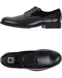 G-Star RAW Lace-up Shoes - Black