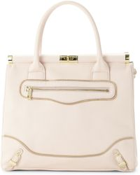 Olivia + Joy - Blush Miss Priss Satchel - Lyst