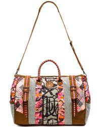 Maaji Floral Weekender Bag - Lyst