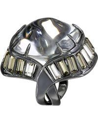 Alexis Bittar Baguette Barrel Ring - Lyst