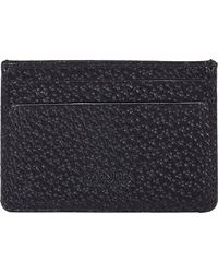 Barneys New York Britain Flat Card Case - Lyst