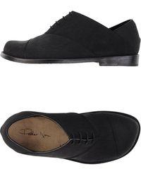 Peter Non Lace-up Shoes - Black