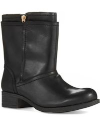 BCBGeneration Black Everest Boots - Lyst