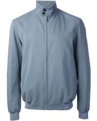 Dior Homme Harrington Jacket - Lyst