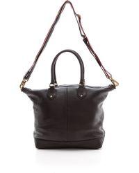 Madewell Heritage Slouchy Zipper Bag - Black - Lyst