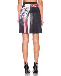 Clover Canyon   Etched Blooms Skirt   Lyst