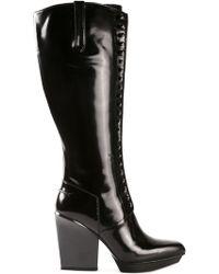 3.1 Phillip Lim Juno Tall Boots - Lyst