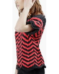 Wool And The Gang Ziggy Top - Lyst