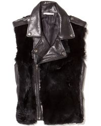 Rebecca Minkoff Leandra Vest - Black