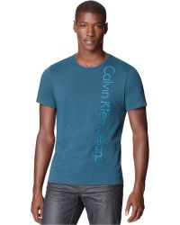 Calvin Klein Jeans Logo Graphic T-shirt - Lyst