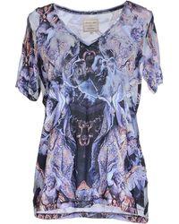 ELEVEN PARIS T-shirt - Blue