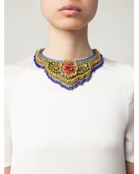 Sveva Collection - Beaded Handmade Necklace - Lyst
