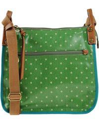 Fossil Cross-body Bag - Green
