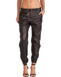 Rag & Bone Zipper Pajama Pant - Lyst