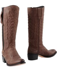 Sendra Boots - Brown