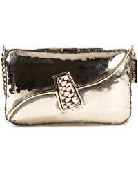 Anndra Neen Crescent Shell Bag - Lyst