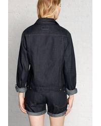 Rag & Bone Rolled Selvage Jacket - Lyst