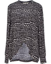 Stella McCartney Black Shirt - Lyst