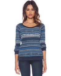 Splendid Bowery Street Thermal Top - Lyst