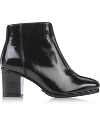 Opening Ceremony Black Ankle Boots - Lyst