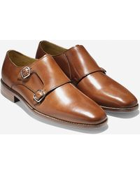 8f2ef3dc6f17b Lyst - Shop Men s Cole Haan Monk Shoes from  98 - Page 3