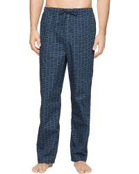 Calvin Klein Key Item Sleep Pants - Lyst