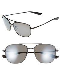 Kaenon - 'miramar' Polarized 56mm Navigator Sunglasses - Lyst