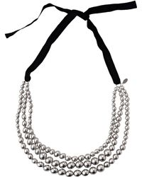 Jucca - Necklace - Lyst