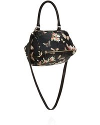 Givenchy Small Butterfly Print Pandora Bag - Lyst